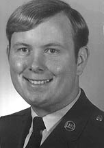 Ben, Official Air Force Portrait, 1974