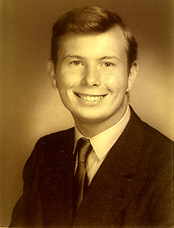 Graduation Photo, 1971