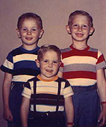 Ben, Ed, and Herb, 1959