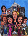 'Charmed' Cast Caricature