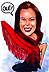 Caricaturist Esly Carrero