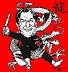 Caricaturist Jerry 'Kid' Cordona