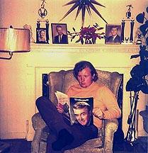 1971, at home