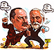 Grover Cleveland and Benjamin Harrison, and the Infamous Election of 1888...