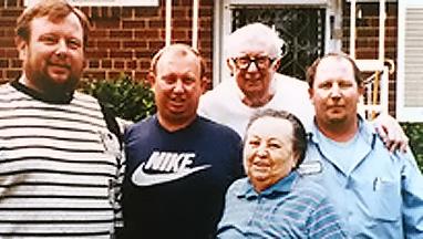 Burgraff Family, 1992