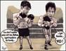 Raging Bull vs Rocky