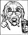 Wheaton Paglia, Caricature Dog!