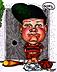 Caricaturist Wil Rowland, Jr.